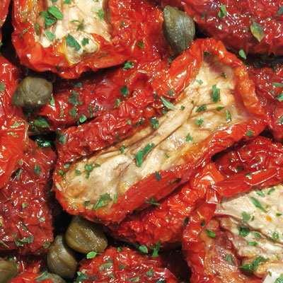 Saulėje dž. pomidorai