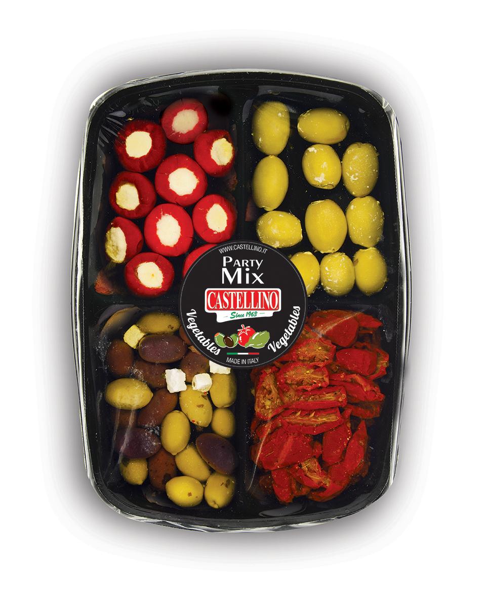 Party-Mix su sūriais